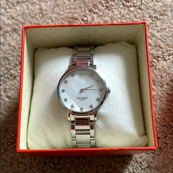 Accessories - Silver kate spade watch